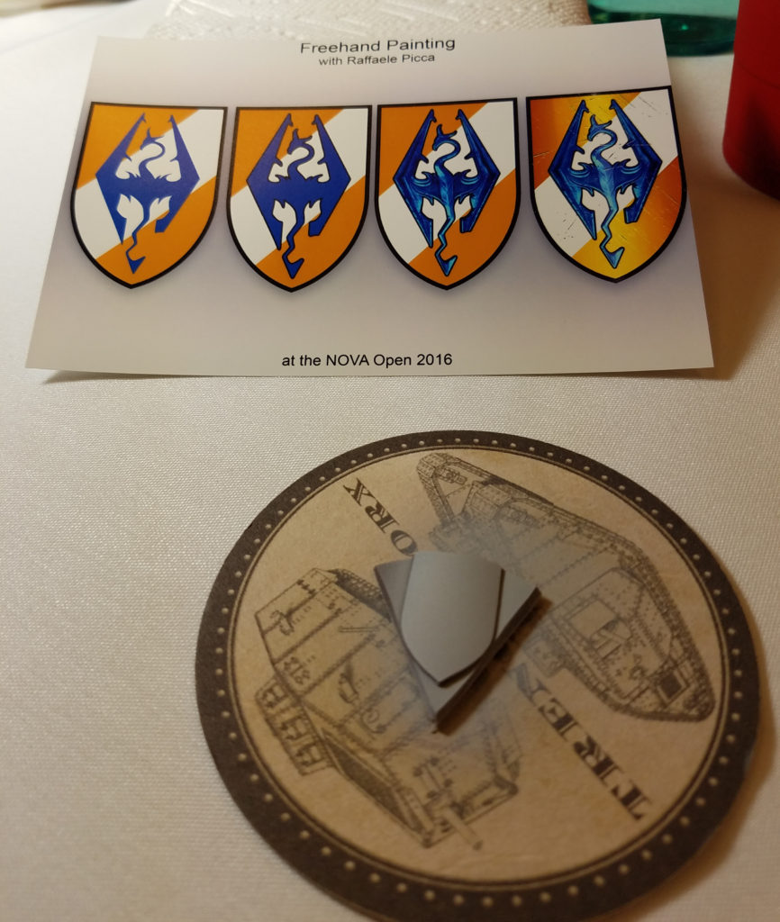 EHRMEAGERD, I love shields!!